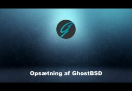 GhostBSD del 2